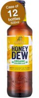 Fuller's Honey Dew Organic Ale 500ml [case of 12]