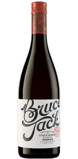 Bruce Jack Shiraz, South Africa