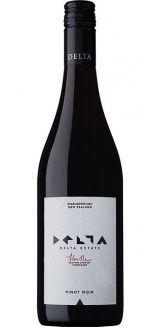 Delta Pinot Noir, Marlborough, New Zealand