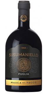 Masca del Tacco Susumaniello, Puglia, Italy, 2020
