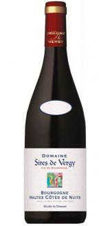 Sire de Vergy Bourgogne Hautes Côtes de Nuits, France