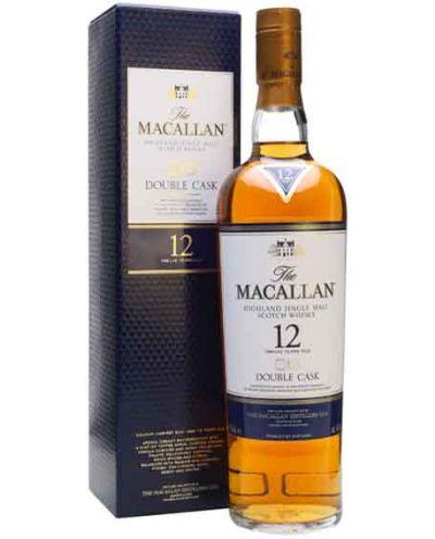 Macallan 12 Yrs Single Malt Double Cask - 700ml