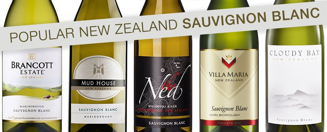 New Zealand Sauvignon Blanc